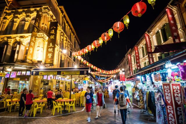 Menikmati Rasa Khas Dari Singapura