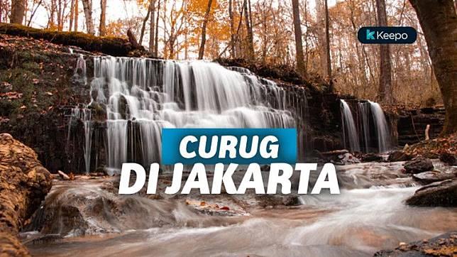 Wisata Curug di Dekat Jakarta