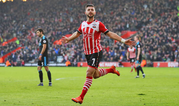 Striker Shane Long