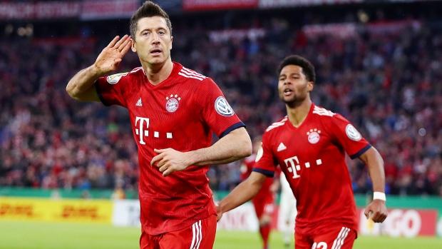 Bayern Munich lolos dalam duel gila dengan tim Heidenheim