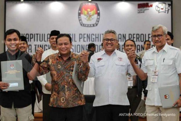 Rekap KPU Usai, Investor Masih Harap-Harap Cemas