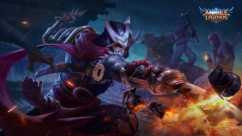 Berikut Hero Mobile Legends Bernuansa Ninja