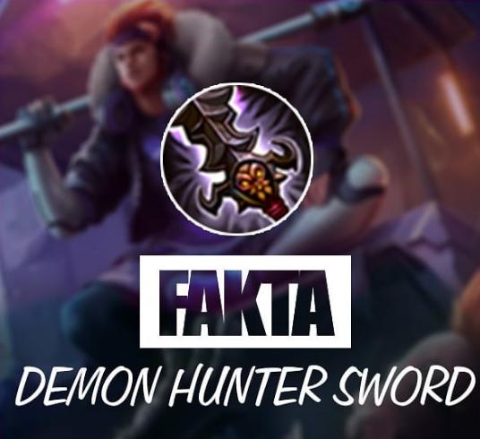 Fakta Demon Hunter Sword