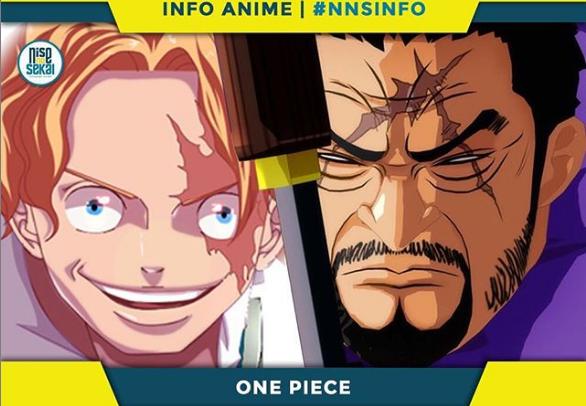 One Piece Situasi Di Reverie Memanas!