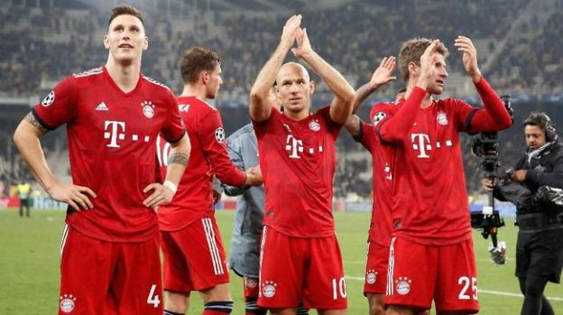 Bayern belum juara di Bundesliga setelah bermain imbang di Leipzig