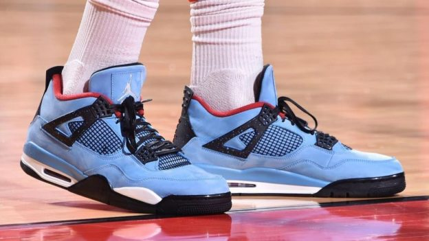 Nike Air Jordan Travis Scott : Cactus Jack